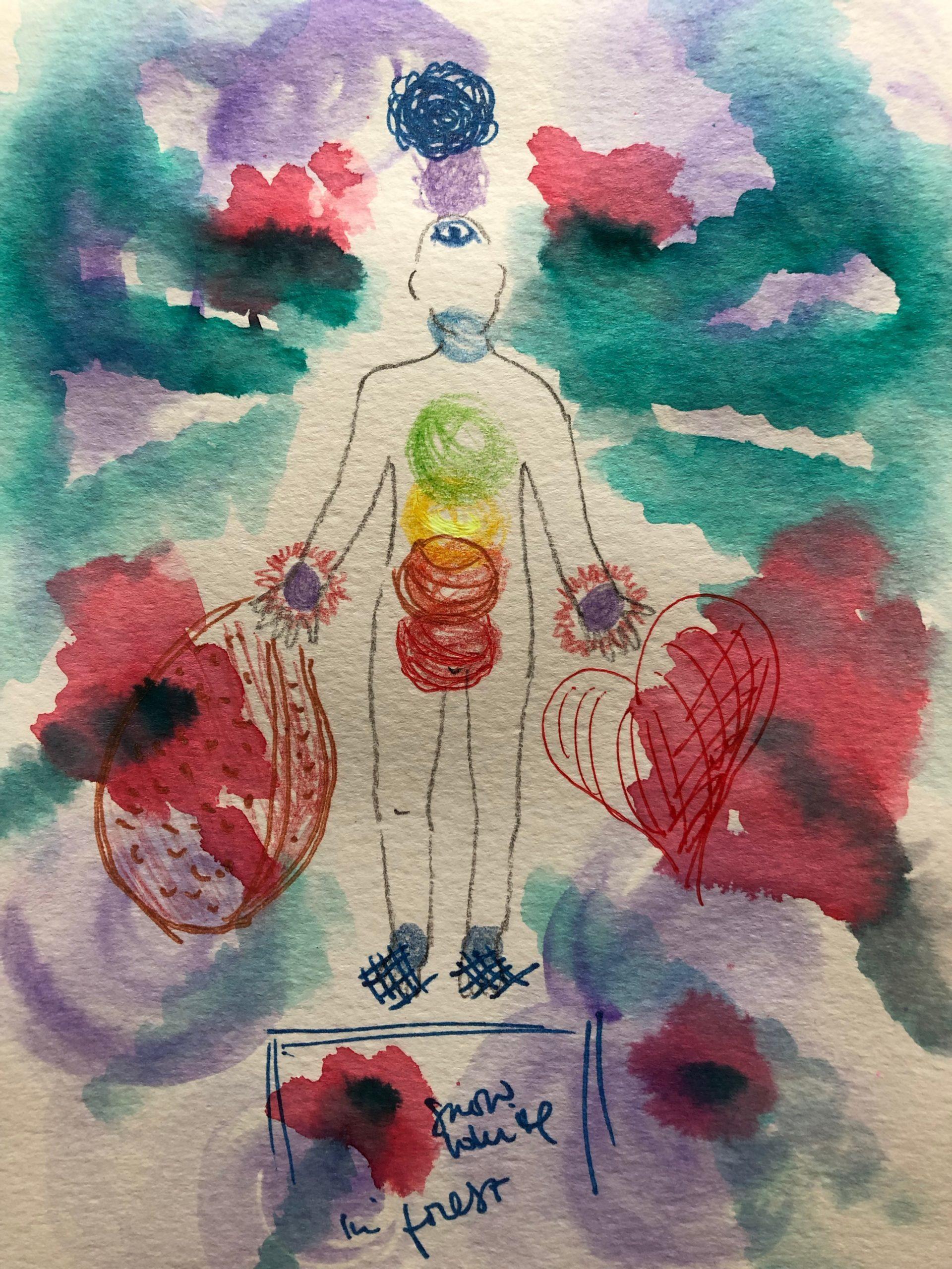 Soul Brand Energy Drawing AH