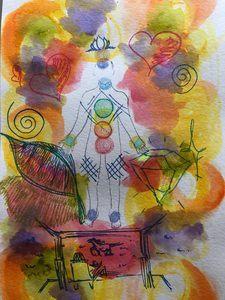 Soul Brand Energy Drawing Hoda