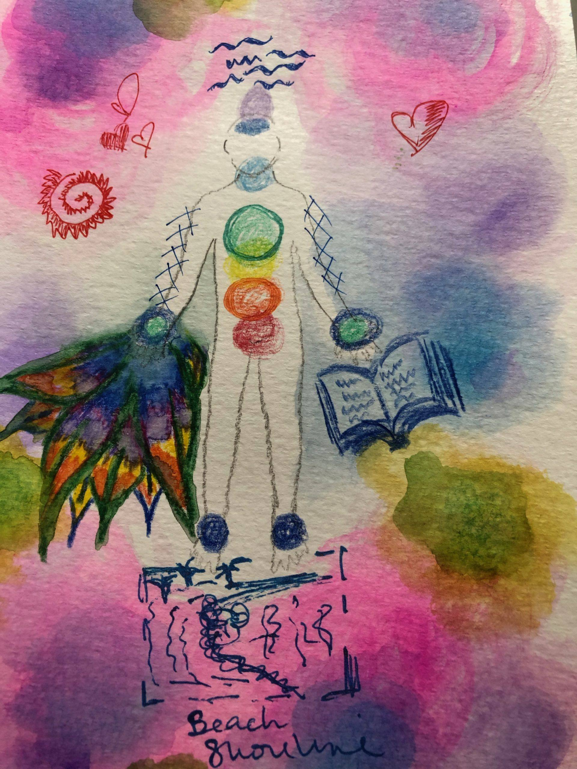 Soul Brand Energy Drawing JA